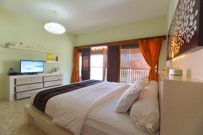 HUGE Room with pool in Villa at Seminyak - Image 1 - Denpasar - rentals
