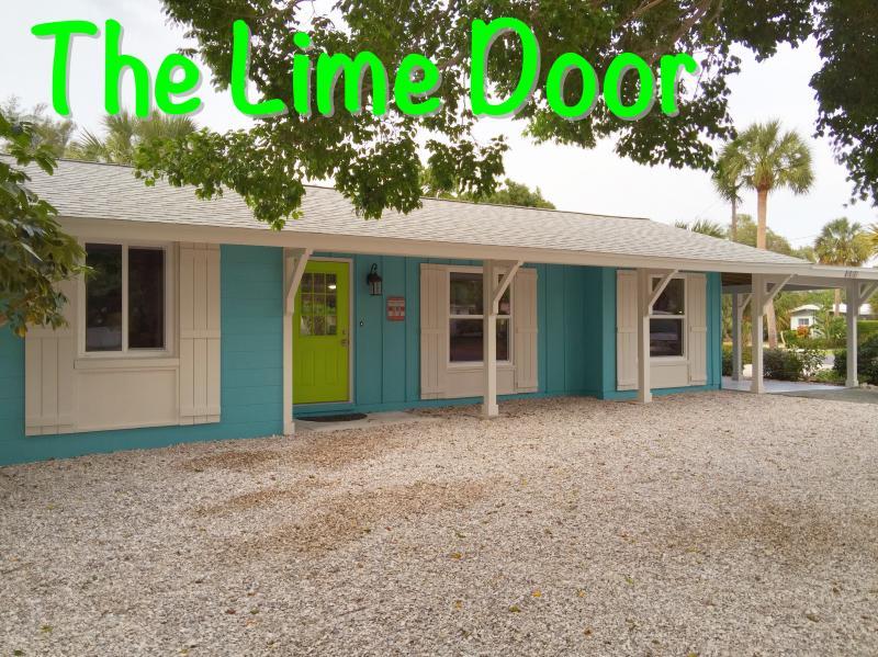 The Lime Door - Image 1 - Anna Maria - rentals