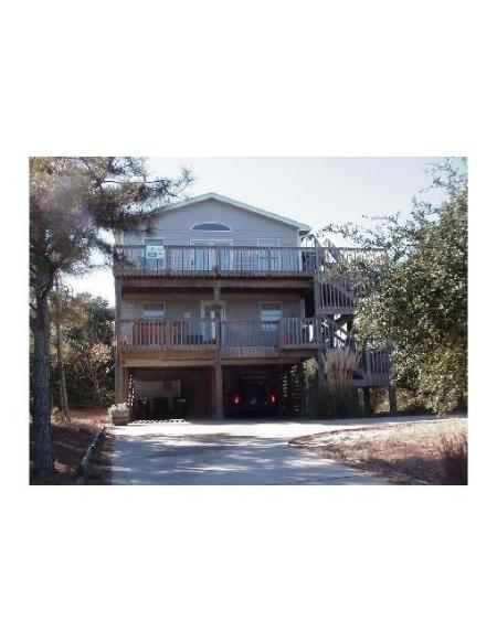 Quaint home with ocean views and privacy - Image 1 - Kitty Hawk - rentals