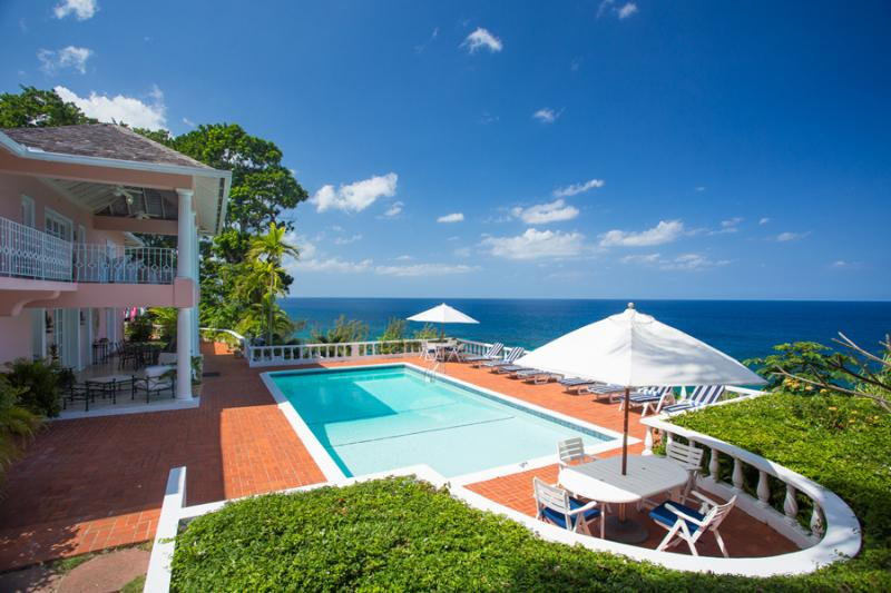 Oceanfront Property, Chef & Butler, Private Pool, Waterfront Deck for Swimming & Snorkeling - Image 1 - Ocho Rios - rentals