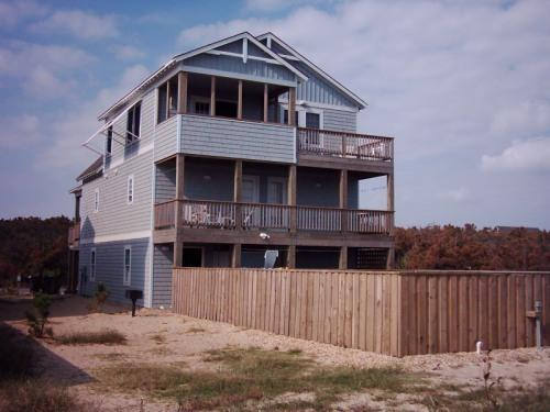 Nags Head Ocean View Home with Private Pool - Image 1 - Nags Head - rentals