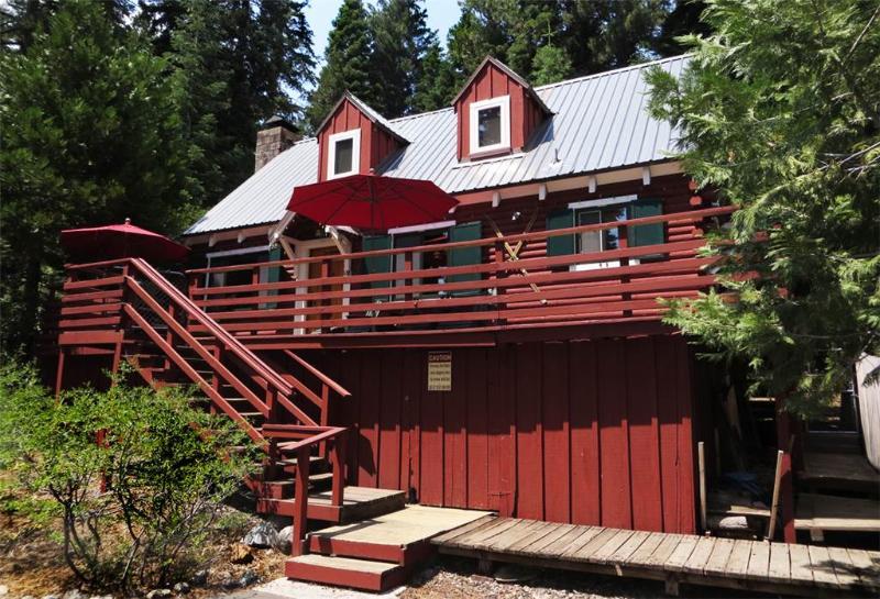 Sugar Pine Place - Image 1 - Tahoe City - rentals