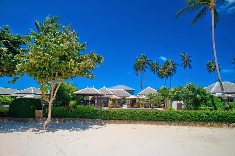 Villa 01 - Family Friendly Beach Front Villa - Image 1 - Plai Laem - rentals