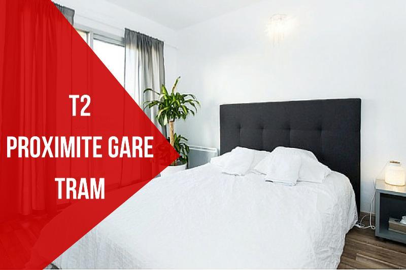Warmly colored apartment with a delightful view. - FLAT BORDEAUX CENTRE - Bordeaux - rentals