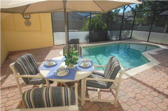Lovely 4 Bed 3 Bath Townhome With Private Pool. 119PB - Image 1 - Orlando - rentals