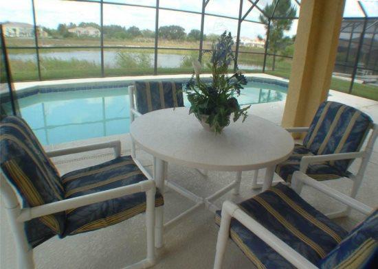 Inviting 4 Bedroom 2.5 Bath Sparkling Pool Home. 17631WW - Image 1 - Orlando - rentals