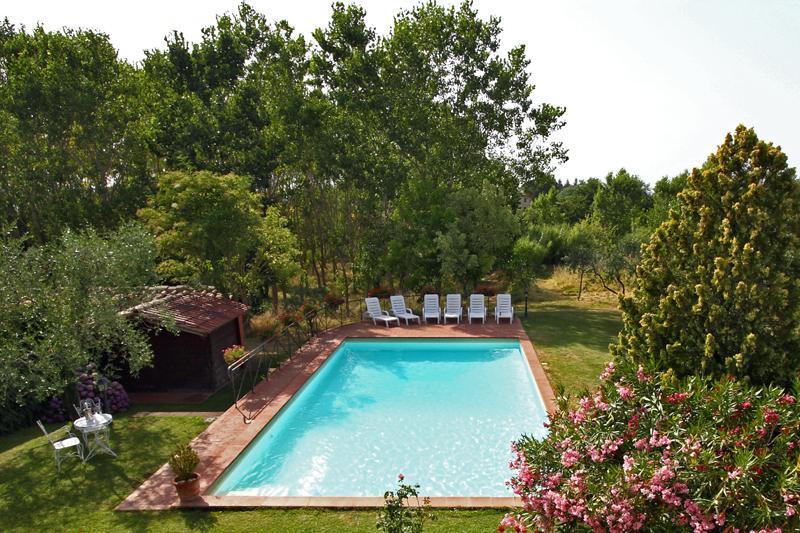 Family-Friendly Tuscan Villa with Private Pool  - Villa Mirea - Image 1 - Reggello - rentals