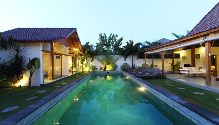 Elegant Tropical & Modern Villa Central Seminyak - Image 1 - Seminyak - rentals