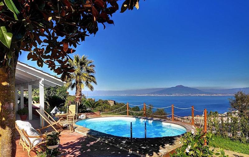 Villa Baiadera - Image 1 - Sorrento - rentals