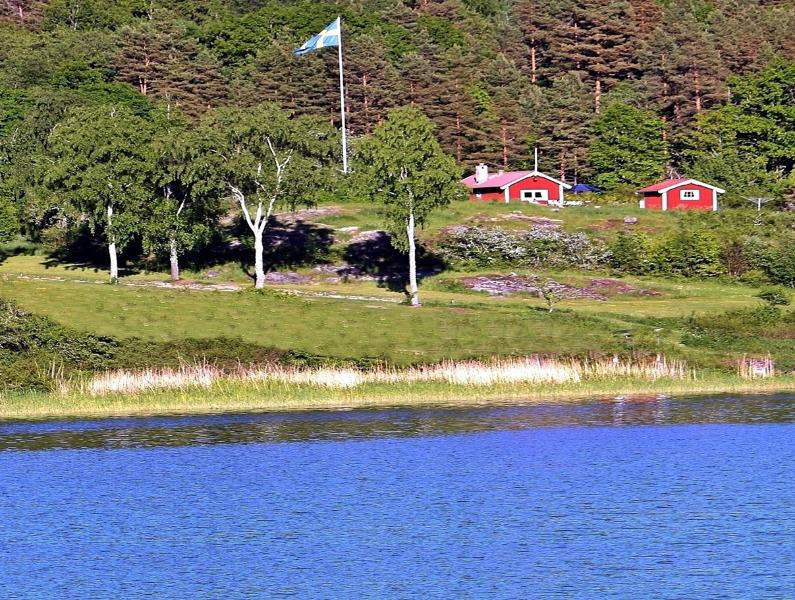 Very exclusively situated in the Archipelago - Oceanfront Archipelago Seawiew own bathingshore - Valdemarsvik - rentals