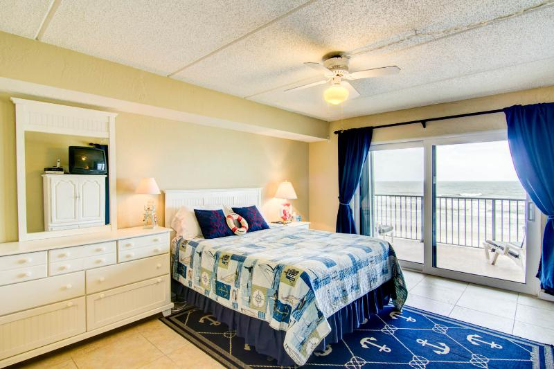 Spectacular Daytona Beach Oceanfront Balcony Views - Image 1 - Daytona Beach - rentals