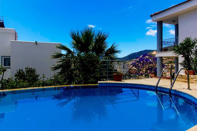 3 bedrooms villa ecem in kalkan - Image 1 - Kalkan - rentals