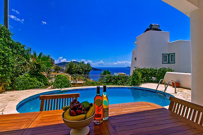 3 bedrooms villa nesrin - Image 1 - Kalkan - rentals