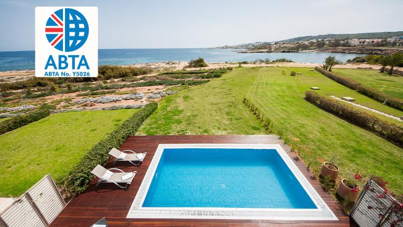 Oceanview Villa 062 - Waterfront near Figtree Bay - Image 1 - World - rentals
