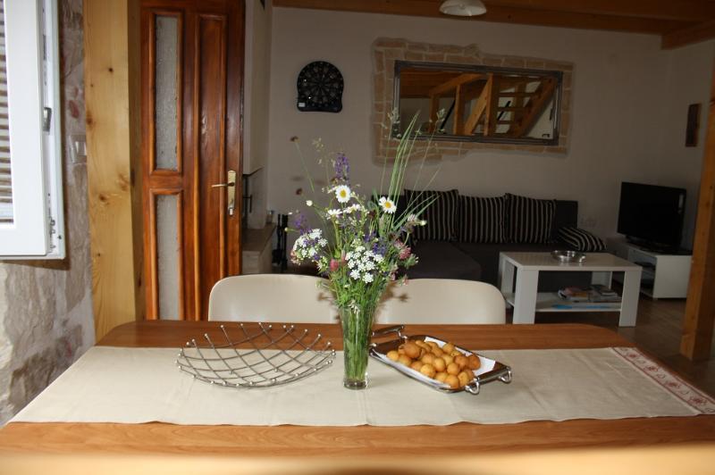 Pool  House Ivana -Istria - Image 1 - Krsan - rentals