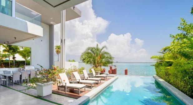 4 Bedroom Modern Villa Glacia - Image 1 - Miami Beach - rentals