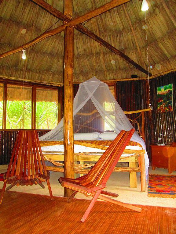 Eco Rainforest Lodge in Cayo on the Belize River - Image 1 - Belmopan - rentals