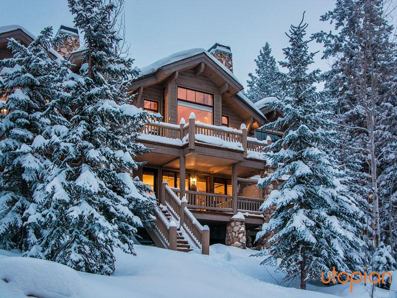 Lucky Star at Deer Valley - Lucky Star at Deer Valley Ski-In/Ski-Out - Park City - rentals
