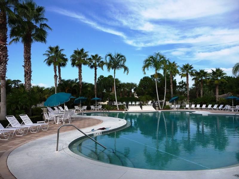 Community Pool - PGA Village Resort Condo on Golf Course with HDTV - Port Saint Lucie - rentals