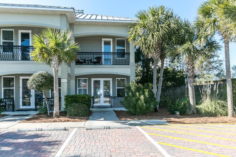 """Miramar Beach Villas Unit 120"" Mediterranean style beach house, ground floor entrance,.Sleeps 15!!! - Image 1 - Miramar Beach - rentals"