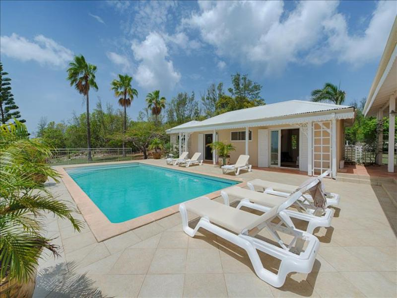Colonial styled 4 bedroom villa with private pool - Image 1 - Cupecoy - rentals