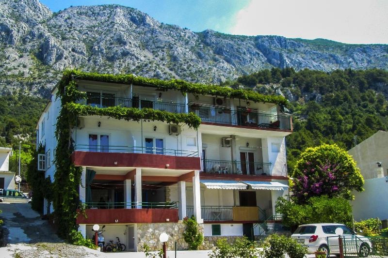 house - 00213ZIVO  A1(4+1) - Zivogosce - Zivogosce - rentals