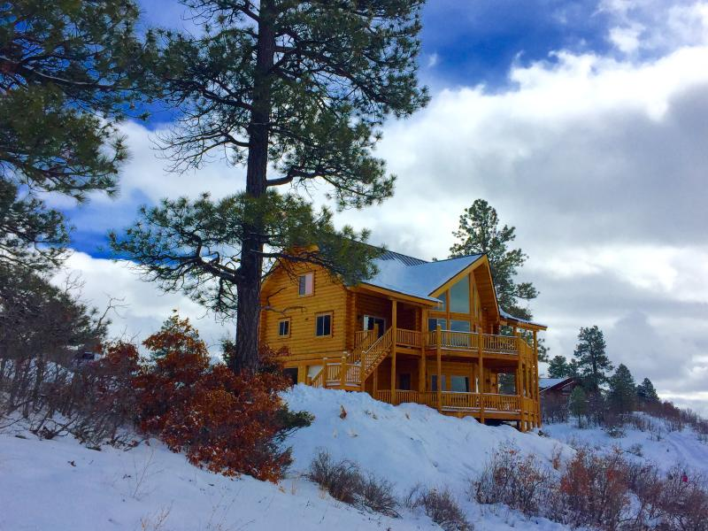 Make memories for a lifetime in this Colorado mountain home - Luxury Cabin: $995/wk* OCT/NOV LAST MINUTE SPECIAL - Pagosa Springs - rentals