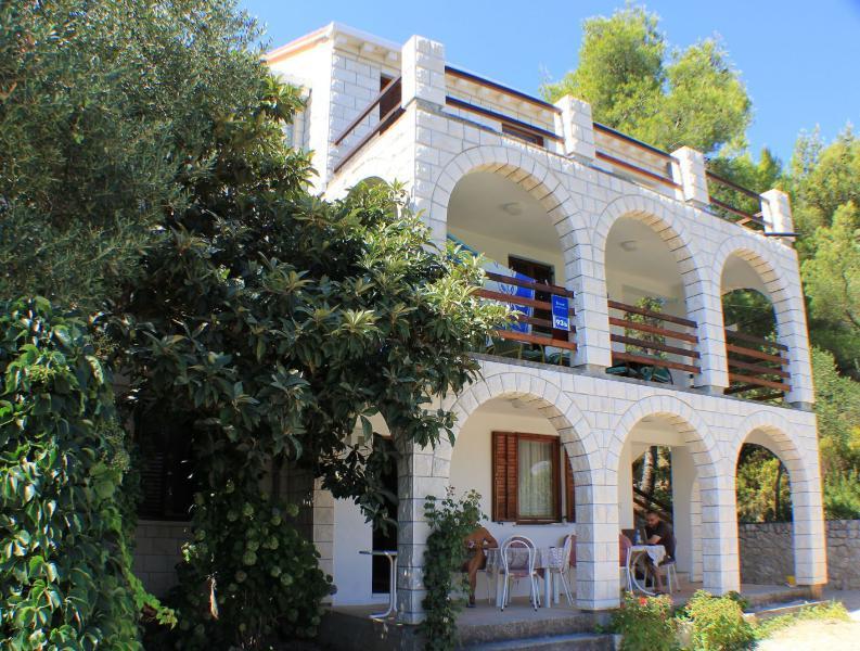 house - 00914LUBM  A2(4+1) - Lumbarda - Lumbarda - rentals
