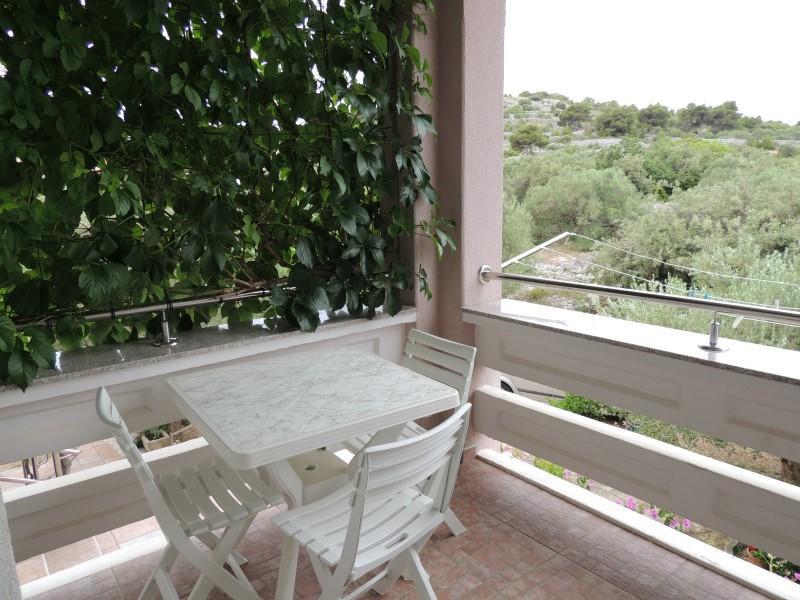 A3(5+1): terrace - 00510MURT A3(5+1) - Murter - Murter - rentals