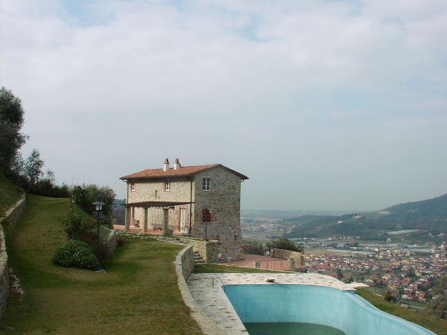 Villa Il Faro - Villa Il Faro - Stiava - rentals