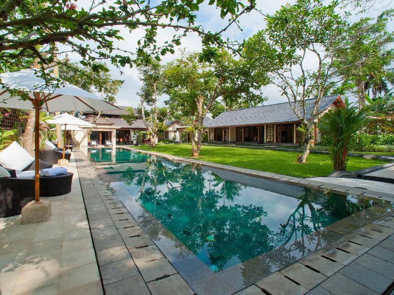 Villa San - View of villa from bale - Villa San - an elite haven - Ubud - rentals