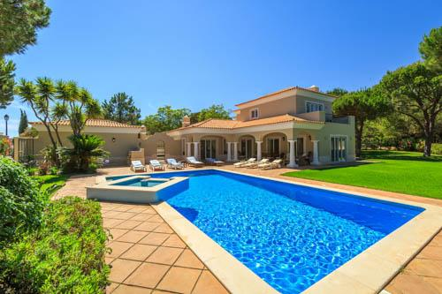 Villa Sabine - Image 1 - Algarve - rentals