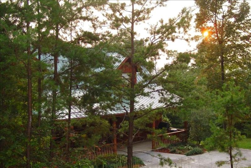 Papabear Mountain Lodge - Image 1 - Sevierville - rentals