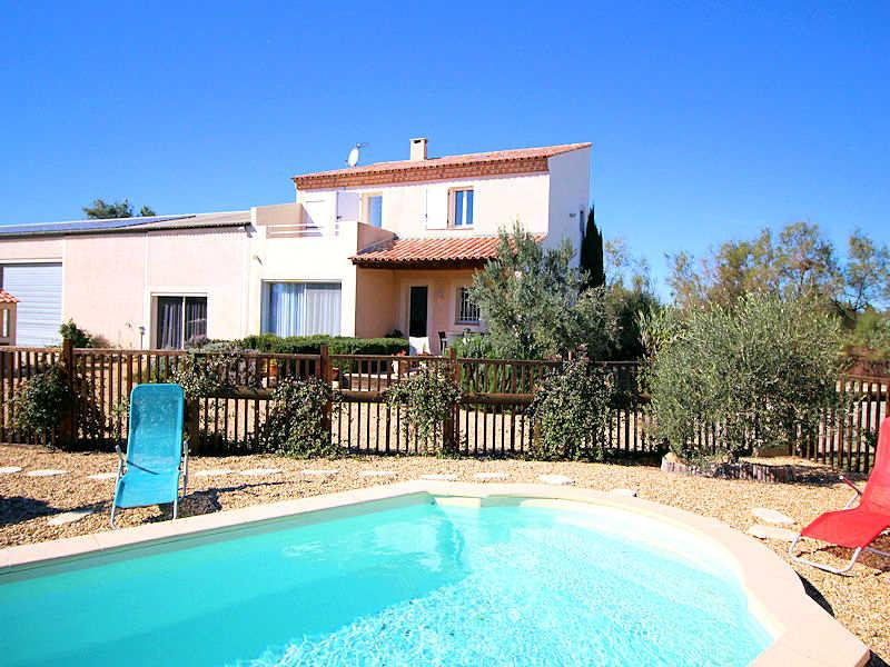 Bellegarde Camargue, Villa 7p. private pool - Image 1 - Bellegarde - rentals