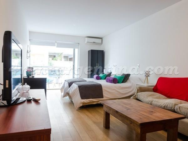 Photo 1 - Bulnes and Las Heras IV - Buenos Aires - rentals