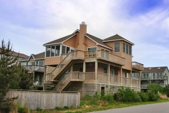 Whispering Sands - Image 1 - Corolla - rentals
