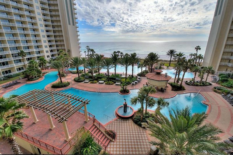 An oasis of pleasure waiting for you. - March Madness Sale      Amazing Views, lg.balcony - Panama City Beach - rentals
