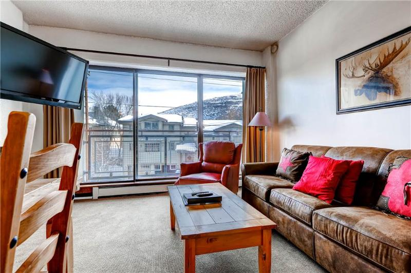 EDELWEISS HAUS 113A: Walk to Lifts! - Image 1 - Park City - rentals
