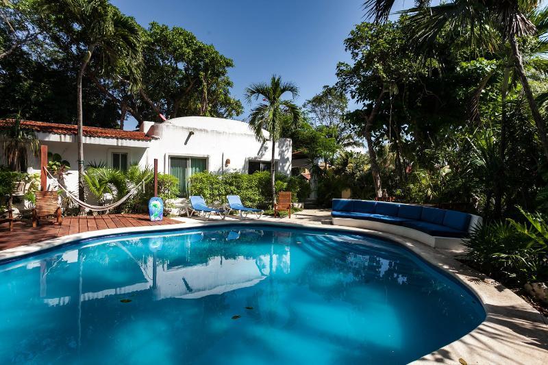 The Pool - Villa  Kiin - Playa del Carmen - rentals