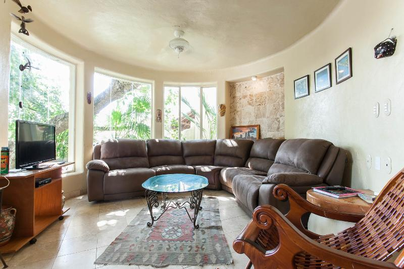 Living Room - Villa Baja mar - Playa del Carmen - rentals
