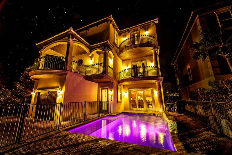 Adonis: 10Bdrm-Game Rm-Private Beach/Pool/Hot Tub - Image 1 - Miramar Beach - rentals