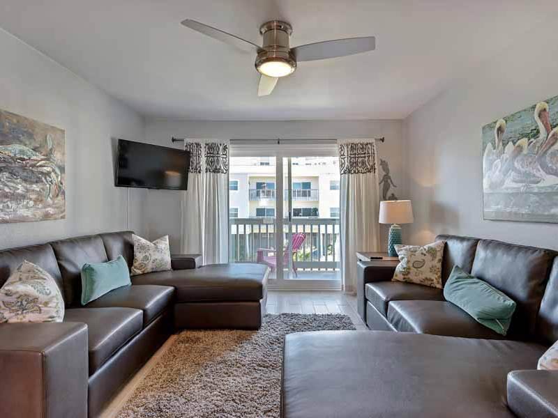 Villas on the Gulf L02 - Image 1 - Pensacola Beach - rentals
