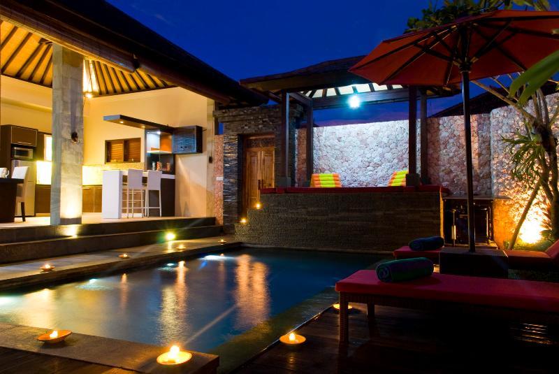 CK, 2 Bedroom Villa, Jimbaran - Image 1 - Jimbaran - rentals