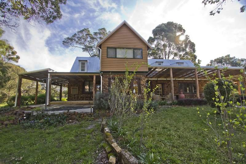 Huge stone and timber house on private acreage - Breakaway - Witchcliffe - rentals