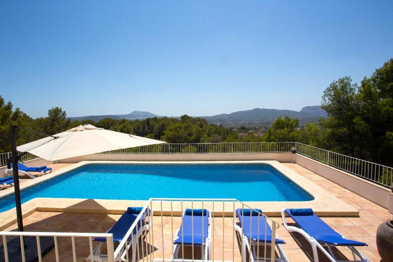 7 bedroom Villa in Javea, Alicante, Costa Blanca, Spain : ref 2288186 - Image 1 - Javea - rentals