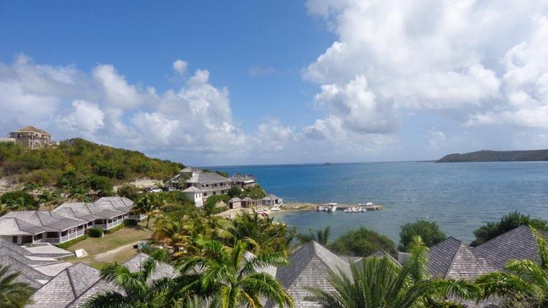 Balcony view - Nonsuch Bay Resort Luxury 2 Bedroom Suite Sea View - Freetown - rentals