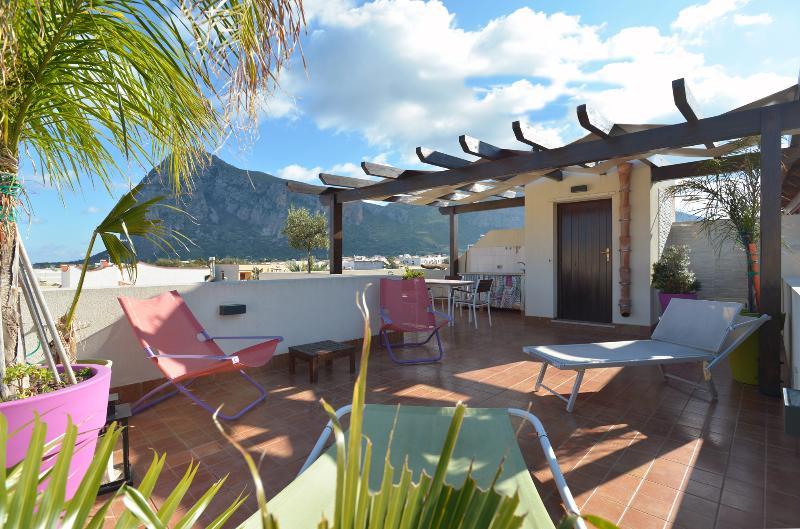 Mira3 - 650 metri dalla spiaggia - San Vito Lo Capo - Mira3 - con terrazza solarium - San Vito Lo Capo - San Vito lo Capo - rentals