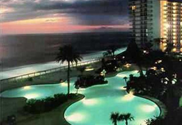 Evenings at Edgewater - Winter Booked, Spring Available Great Views for 7 - Panama City Beach - rentals