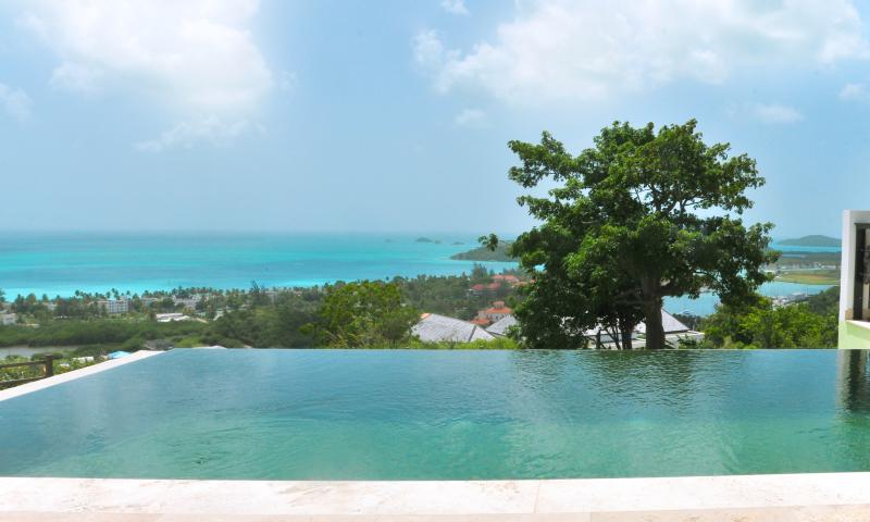 Infinity pool - Villa Amazing- Sugar Ridge, Antigua - Saint Mary Parish - rentals