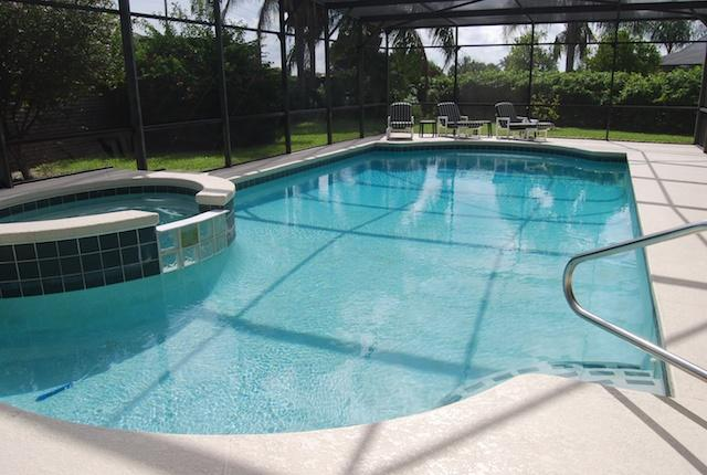 GIANT pool/spa, CLOSE to Disney, GameRoom, WiFi - Image 1 - Kissimmee - rentals